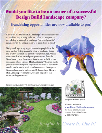Color Use in Advertising a Landscaping Company