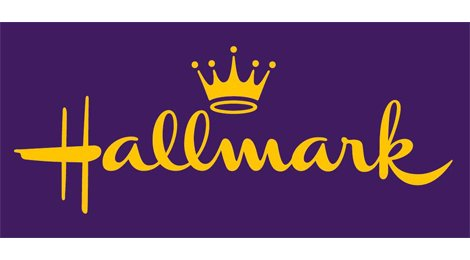 Hallmark logo is first visual branding key