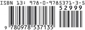 How to Get your ISBN Number and Bar Code