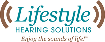 Lifestyle Hearing Solutions logo design
