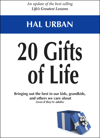 20 Gifts of Life book cover design
