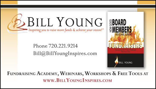Bill Young effective business cards design