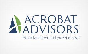 Acrobat Advisors Logo Design