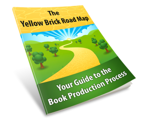 The Yellow Brick Road Map to the Book Production Process