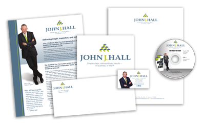 John J Hall Brand Package
